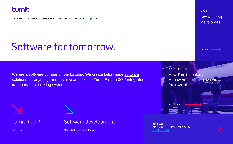 turnit-veeb
